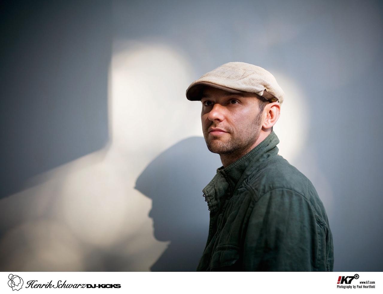 Henrik Schwarz, K7, DJ