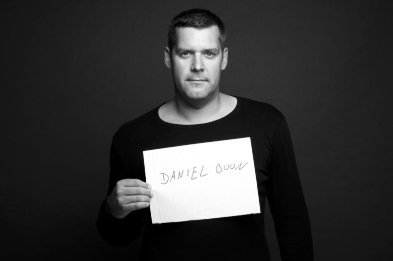 Daniel Boon, Magdalena, 030, Berlin