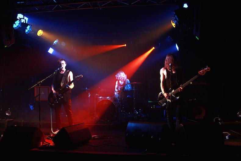 Berlin, 030, Kulturschaffen, Cassiopeia, live, LSD ON CIA, Steffen Rudnik, Band