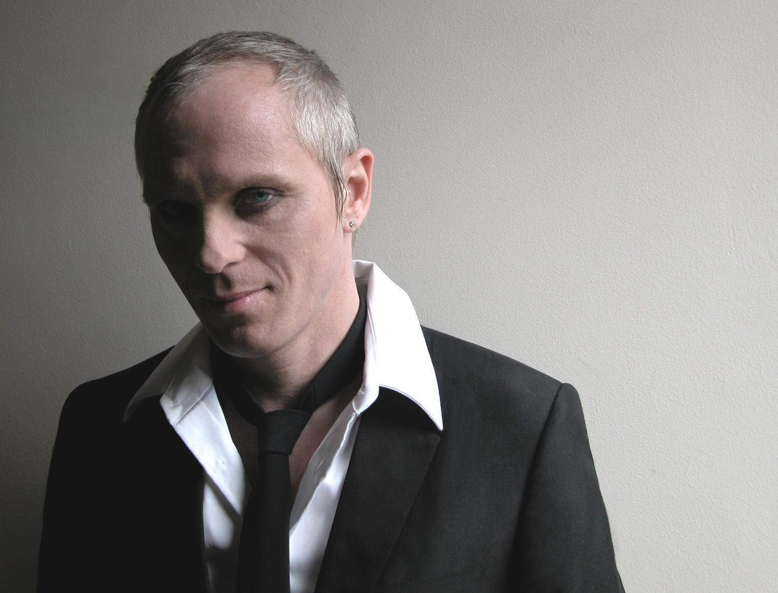 Mr. C , Altmeister der elektronischen Musik aus England