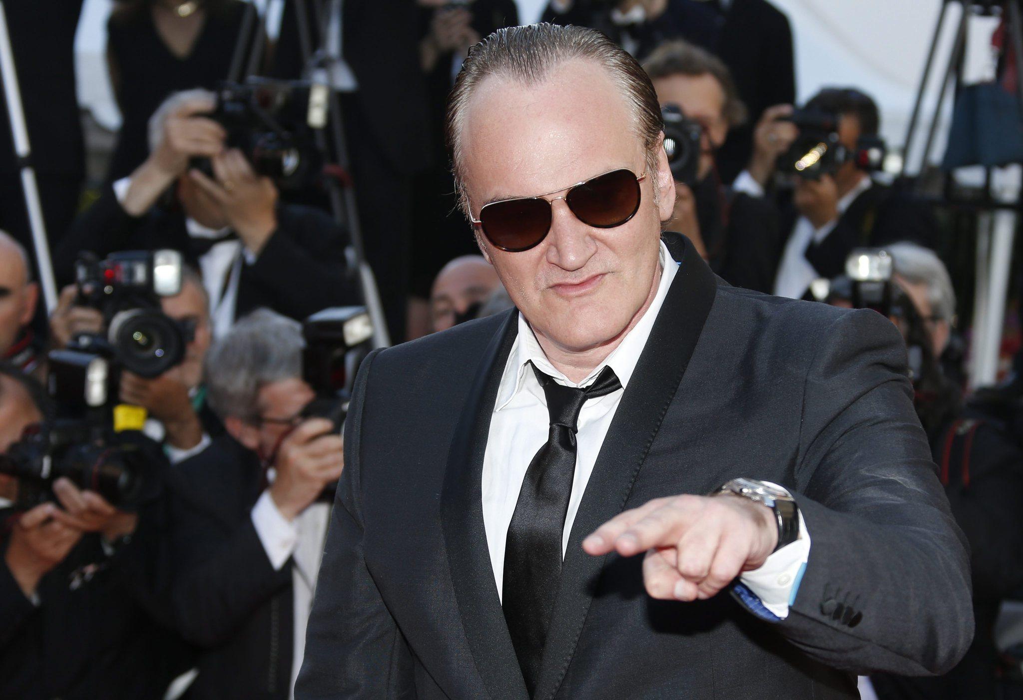 Quentin Tarantino The Hateful 8