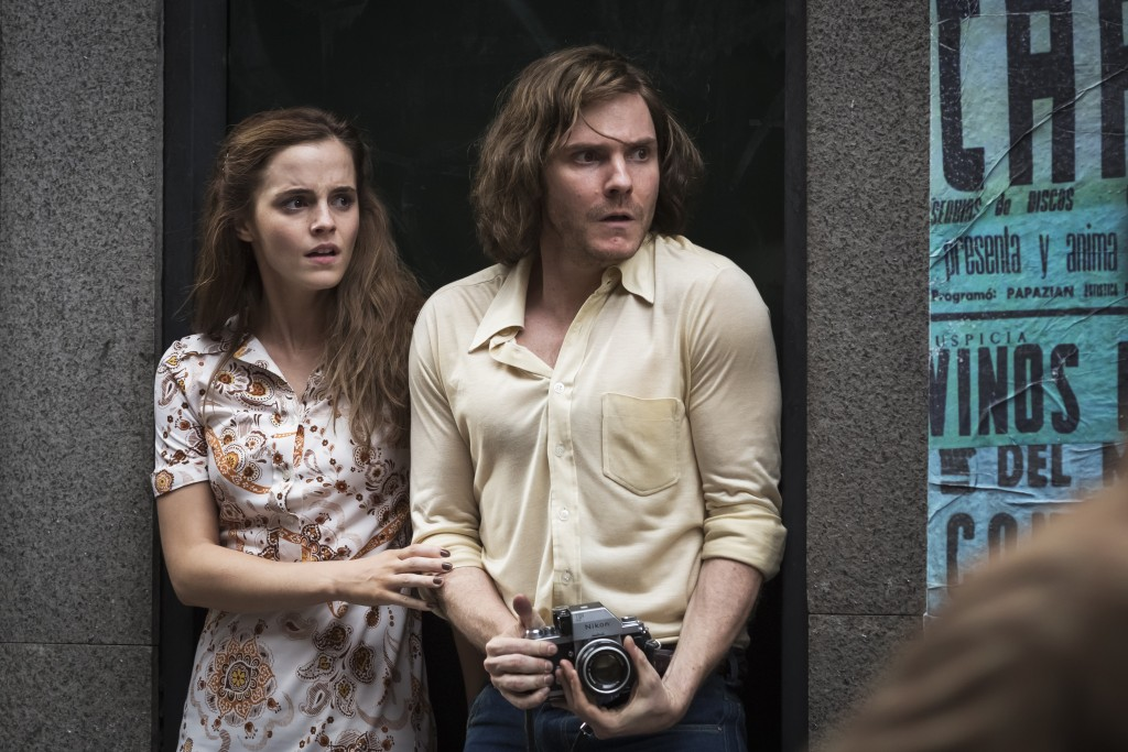 Colonia Dignidad, Daniel Brühl, Interview, 030, Berlin