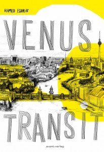 Venus Transit, Rezension, 030, Comics, Graphics