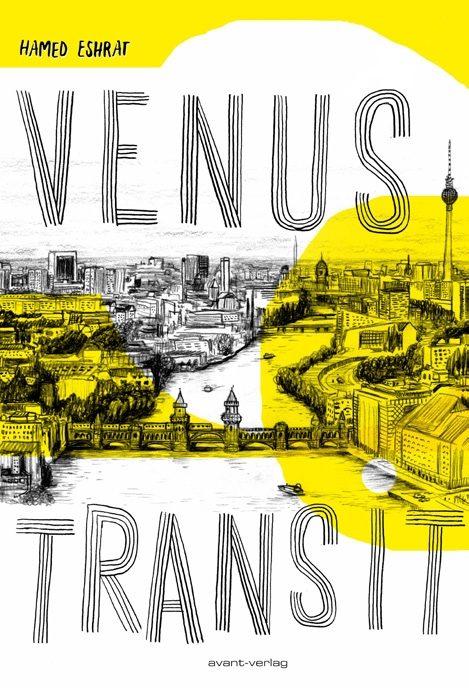 Venus Transit, Rezension, 030, Comics, Graphics