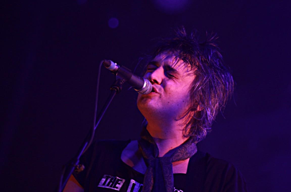 Pete Doherty, The Libertines, 030, Berlin Kulturschaffen, Steffen Rudnik, Columbia Halle, Musik, live, Indie