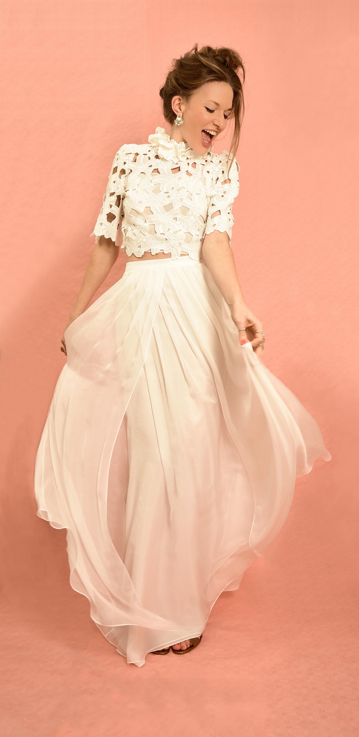 Modedesignerin Franziska Burgert: »Ich bin immer zu Leuten gegangen ...