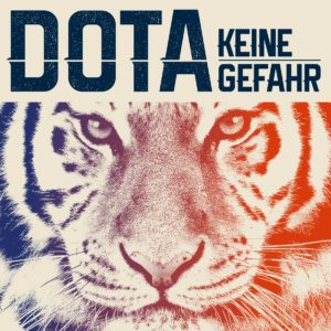 DOTA, Album, Cover, Keine Gefahr, Kleingeldprinzessin, 2016, 030, Kulturschaffen