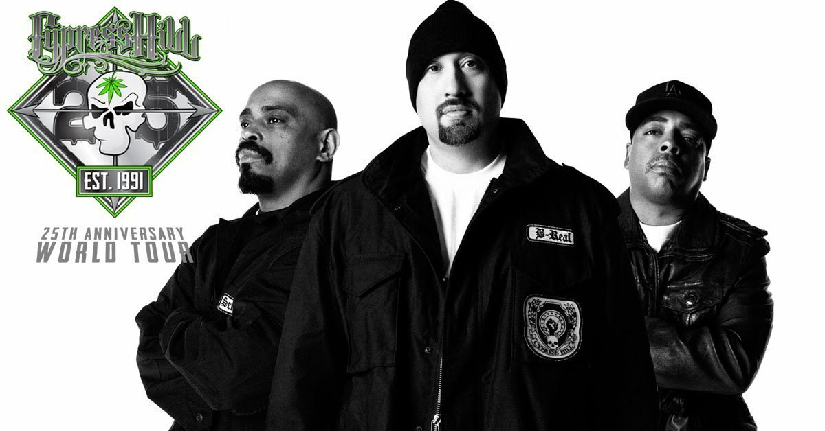 CYPRESS HILL, HipHop, Berlin 030