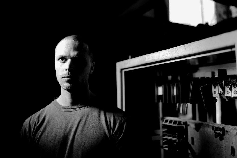 Henning Baer iDJ und Veranstalter der Techno-Partyreihe Grounded Theory