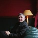 Der Musiker, Komponist, Dichter und Filmemacher Karl Bartos