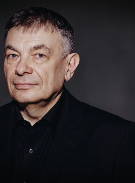 Der Musiker, Komponist, Dichter und Filmemacher Karl Bartos, ehemals Mitglied bei Kraftwerk.
