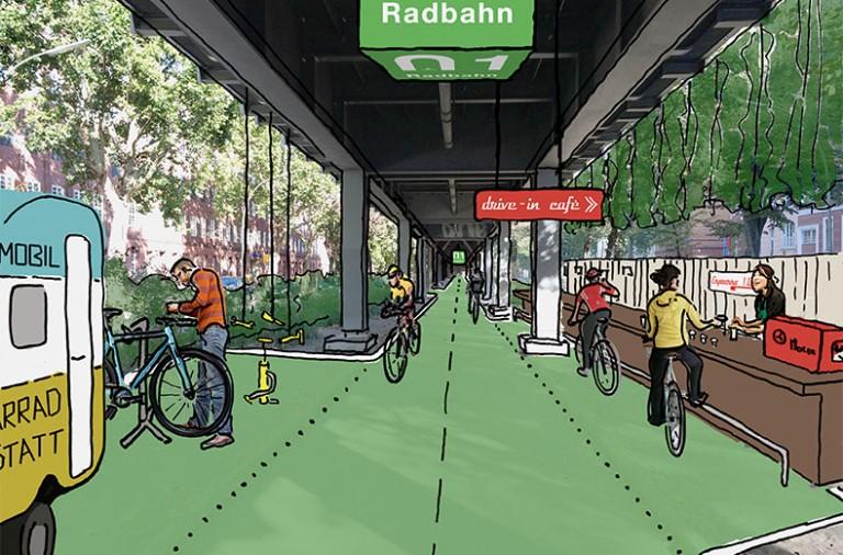 Radbahn-Full-Service