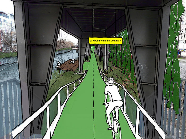 Radbahn-Spree
