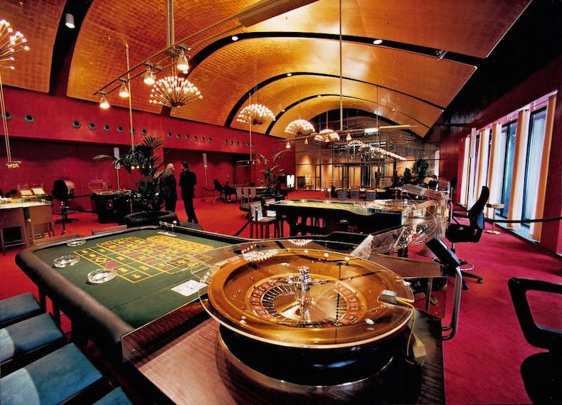 Spielbank Berlin, Spielhallen, Roulette