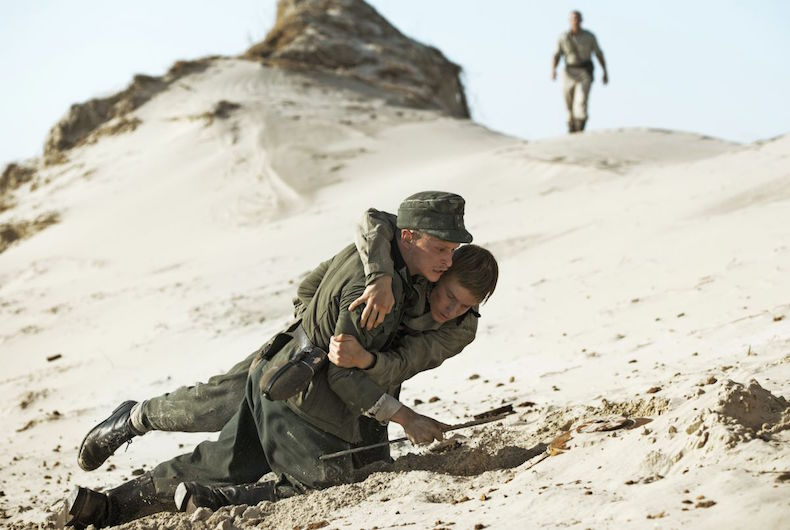 Unter dem Sand, Kino, Dänemark, 030 Magazin, Kino