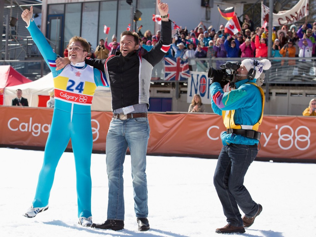 eddie the eagle, 030 Magazin, kino