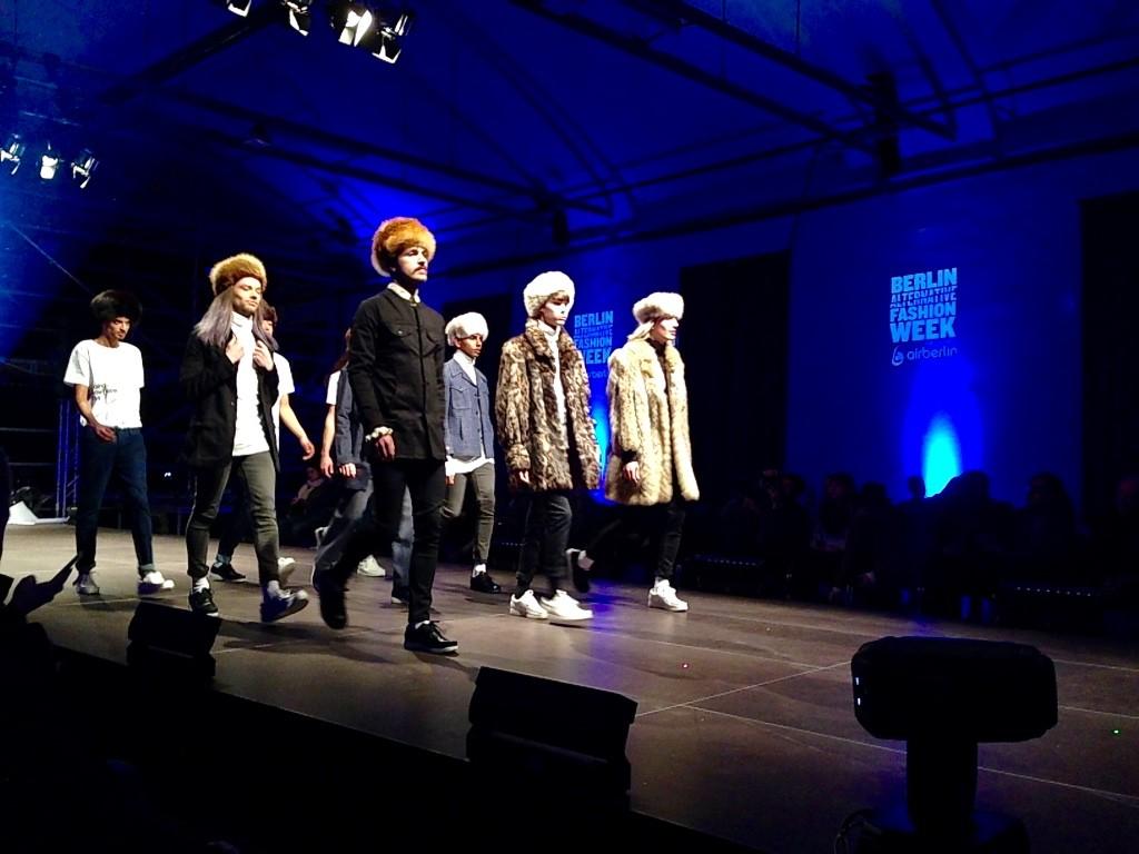 Alternative Fashion Week, 030 Magazin, Mode, BAFW2016
