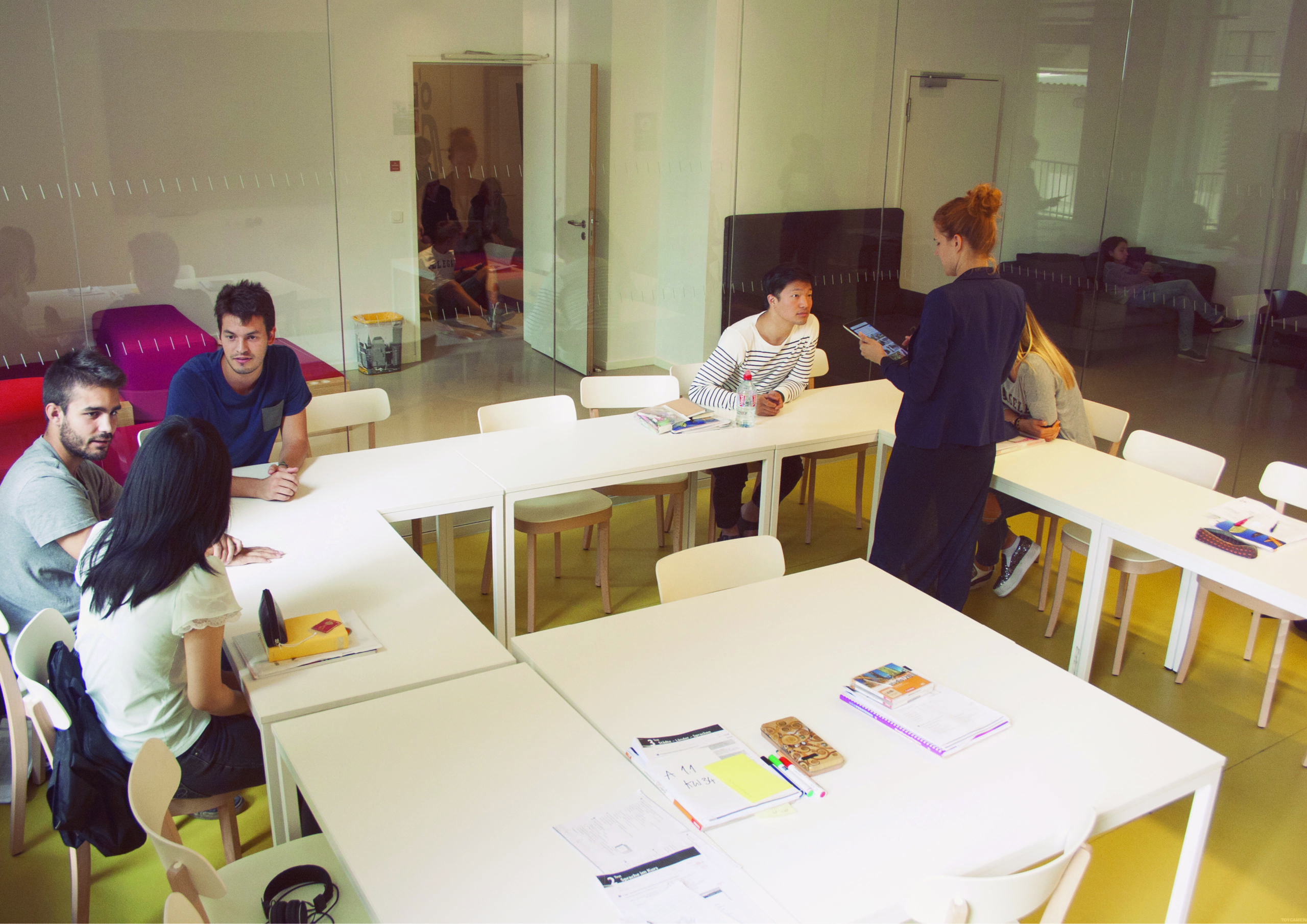 EF Sprachschule, Berlin, Gastfamilien, 030 Magazin, Kiez