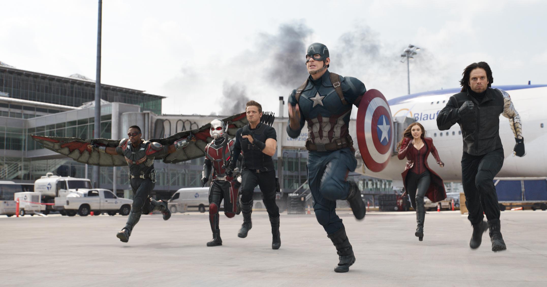 Civil War, The First Avenger, Marvel, Captain America, 030 Magazin