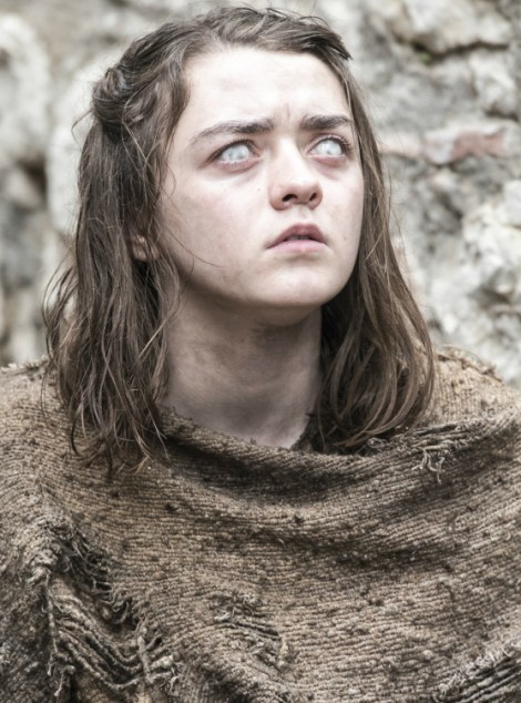 Game of Thrones, Ayra, Maisie Williams, Season 6, 030 Magazin, Interview