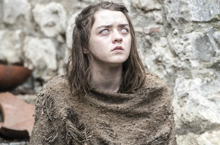 Game of Thrones, Ayra, Maisie Williams, Season 6, 030 Magazin, Interview