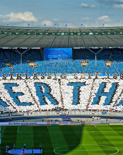 Hertha BSC, Stadion, Neubau