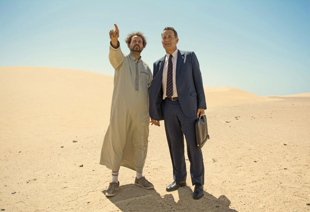 Tom Hanks, Tom Tykwer, Hologram für einen König, 030 Magazin, Kino