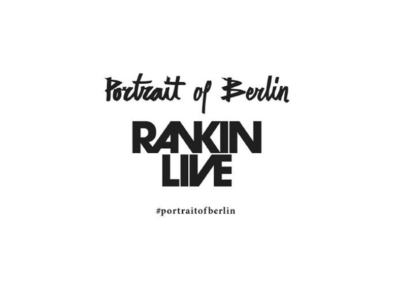 Rankin Live: Portrait of Berlin