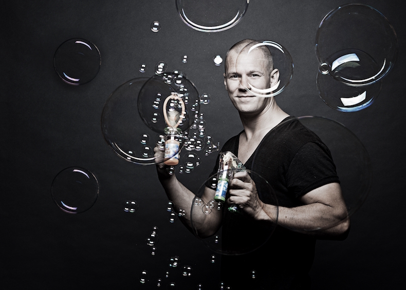Thomas Lizzarra, DJ, Produzent, Ostfunk