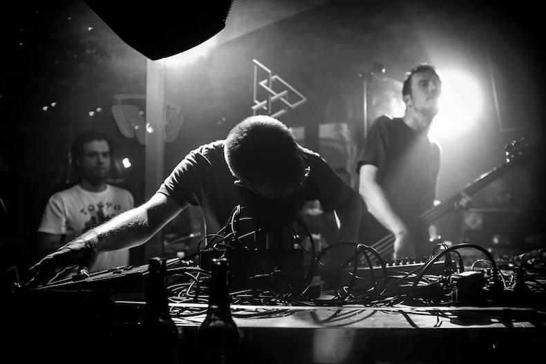 session victim, Duo, Techno, Live, 030 Magazin, Berlin