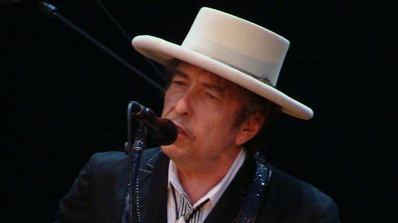 Bob Dylan, 030, Literaturforum im Brecht Haus, Love and Theft
