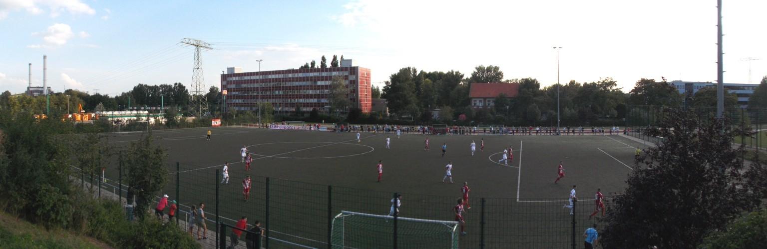 Sportplatz Fischerstraße (C) Reisegruppe Fußballsport
