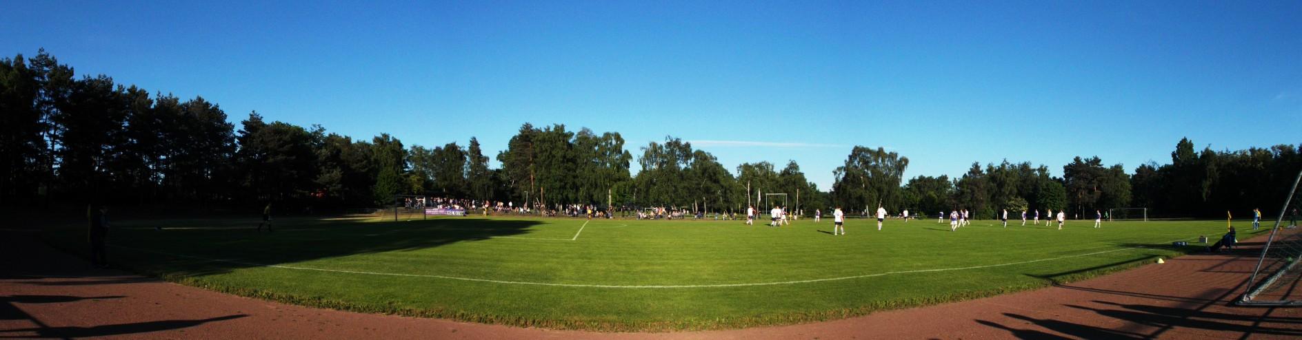 Julius-Hirsch-Sportanlage (C) Reisegruppe Fußballsport