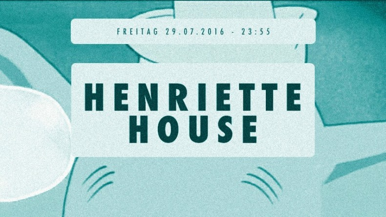Henriette House, Salon zur wilden Renate, Echochorde Records, Resoe, Roberto Clement, Berlin, Party, Techno, House, Electronica, 030