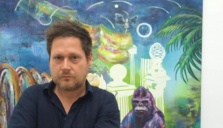 Wolfgang Mueller, der Freund von früher, btw Verlag, Berlin, 030, Interview