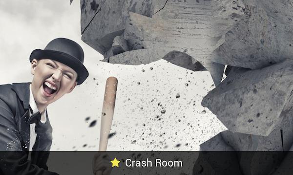 Datepack, Crash Room, Berlin