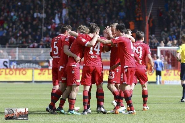 FC Union Berlin, Alte Försterei, Köüenick, Testspiel