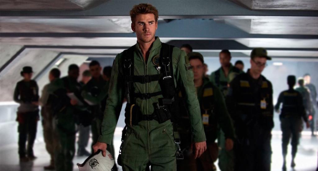 Neue Helden braucht das Land. Liam Hemsworth als Kampfflieger Jake Morrison.