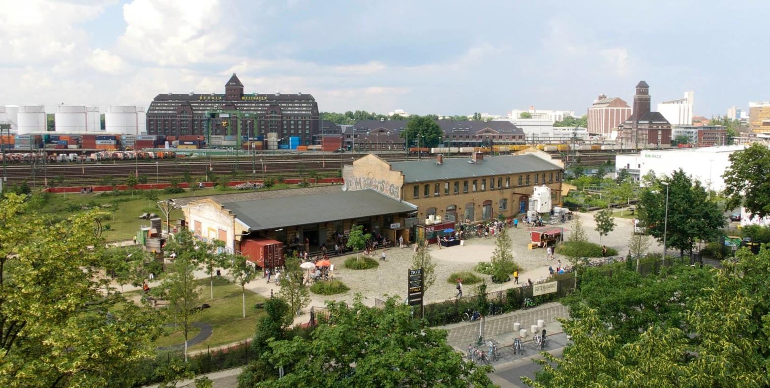 Gütermarkt, Flohmarkt, Essen, Trinken
