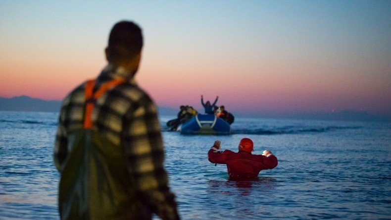 Jim Kroft, Journeys #3, Interview, 030, Lesbos, Idomeni, Balkan, Flüchtlingskrise, EU,
