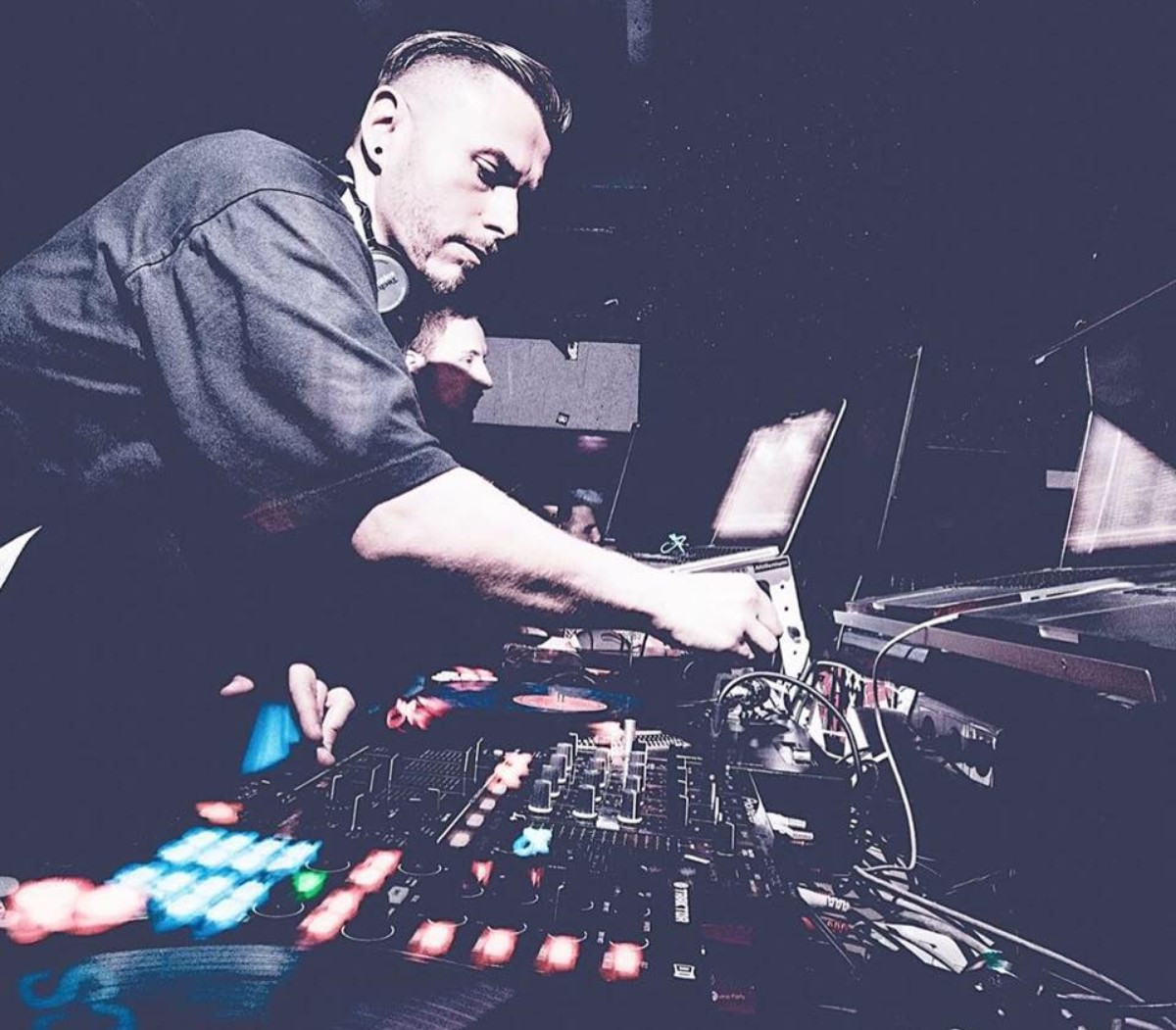 DJ Reaf, Drop, Tamas, Berlin, Trap