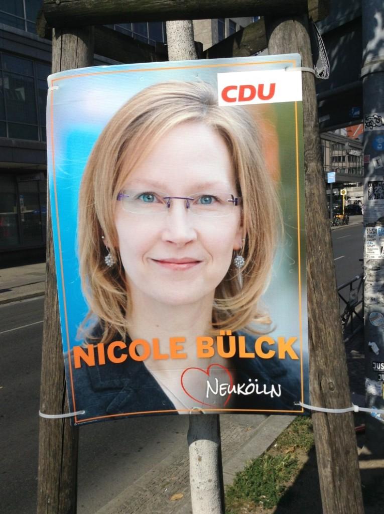 """""""Die CDU ist ein bisschen wie der FC Bayern, die brauchen einfach gar keine innovative Kampagne."""""""