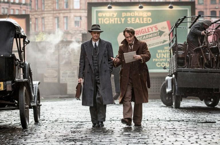 Colin Firth, Jude Law, Genius, Thomas Wolfe