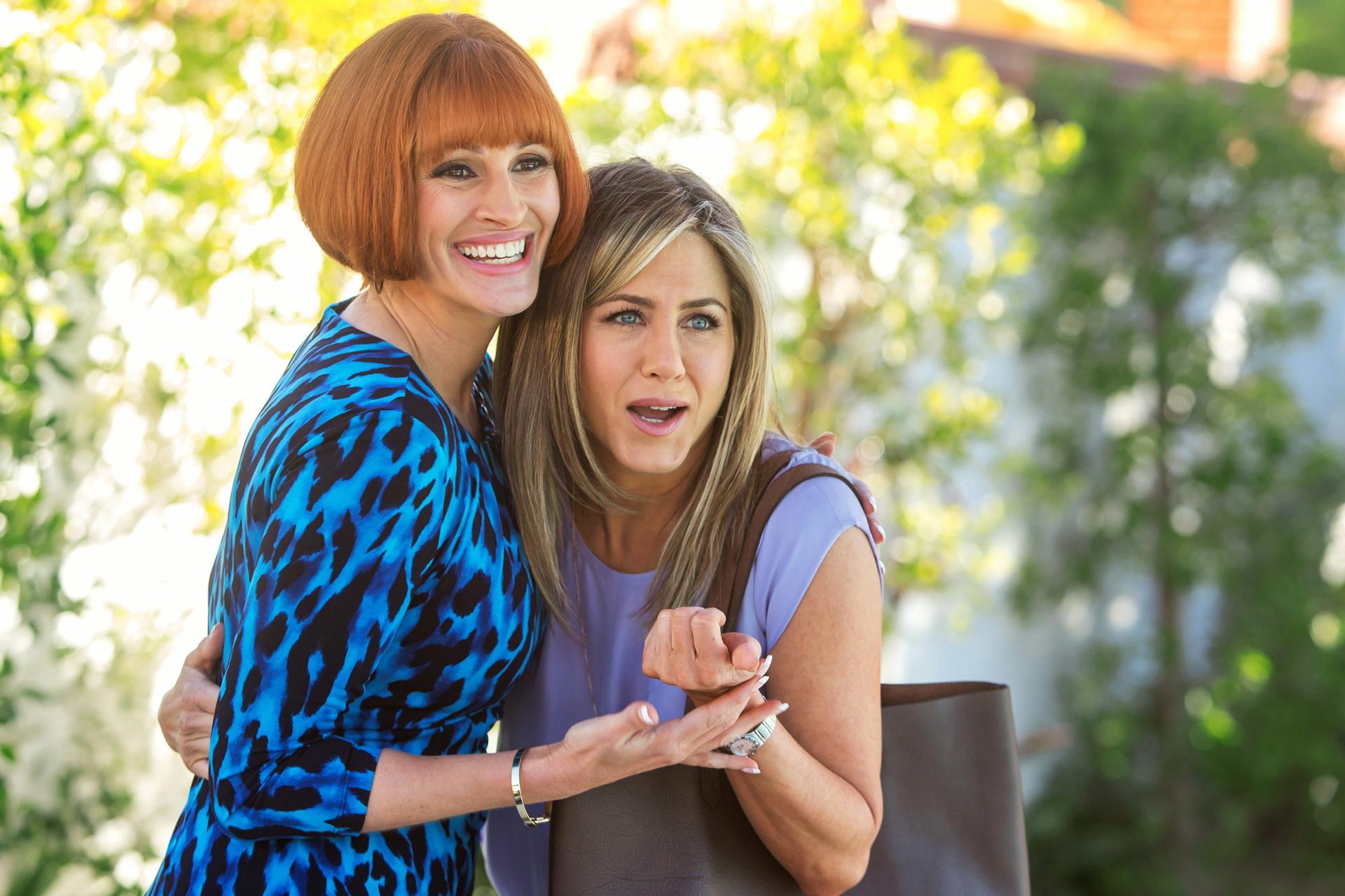 Mothers Day, Jennifer Aniston, Julia Roberts