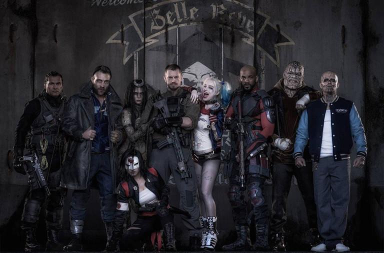 Suicide Squad, Harley Quinn, Joker, Deadshot, DC Comics