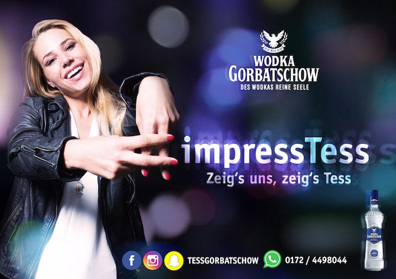 wodka, gorbatschow, #impress, tess