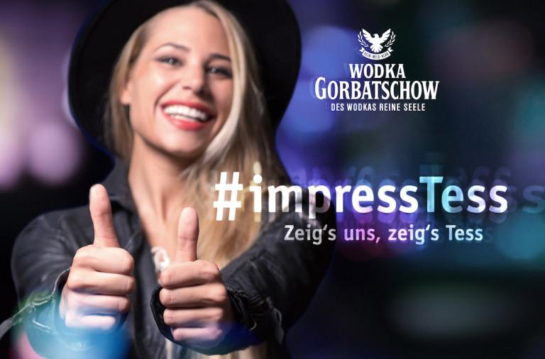 #Impress, Tess, Wodka, Gorbatschow