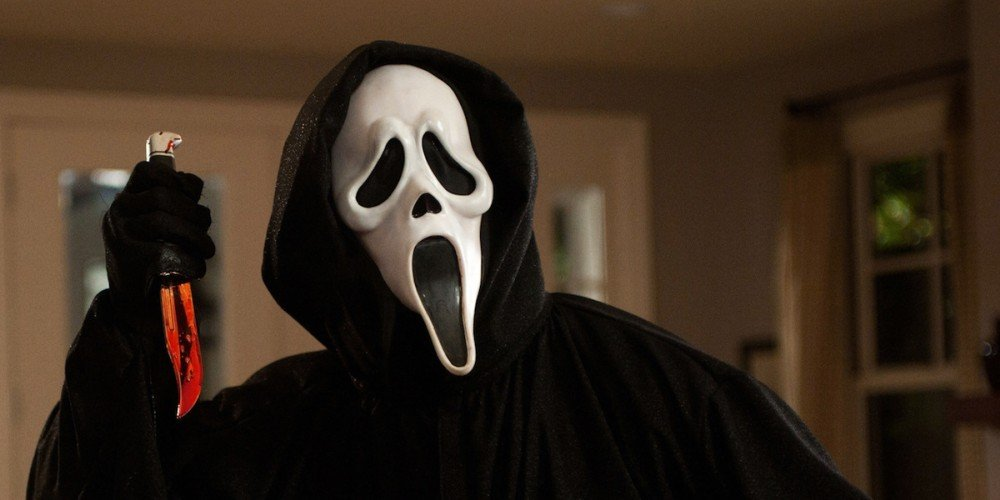 scream, schrei, horror, wes craven