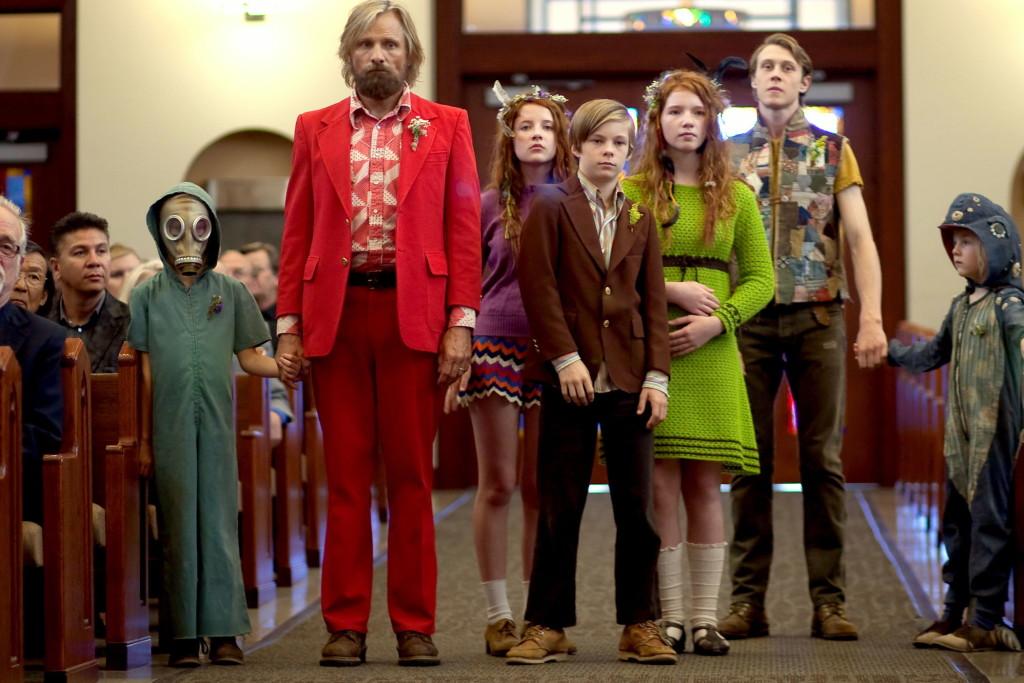 Captain Fantastic, Viggo Mortensen, Wildnis, Kino