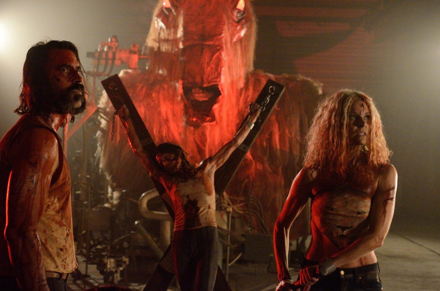 Ein ungewöhnliches Halloween für Familie Zombie.